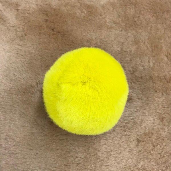 画像1: レッキス毛皮ボール室内用
