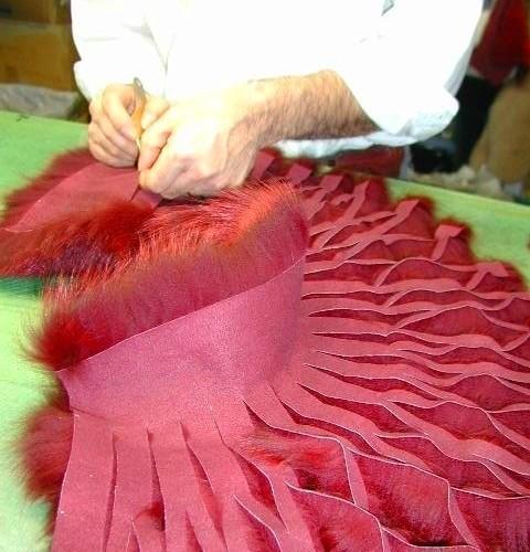 「毛皮と私」~最終回!毛皮の縫製について、リフォームについて…